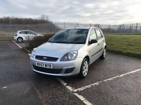 2007/57 Ford Fiesta 1.2 Style F/S/H