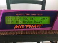 E-MU Mo Phatt Synth Module & Composer Rom