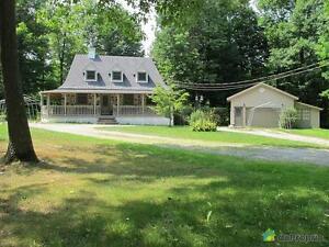 269 000$ - Maison à un étage et demi à vendre à Roxton Falls