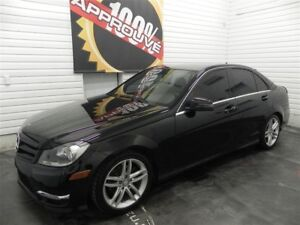 2012 Mercedes-Benz C-Class C250 4MATIC, Bluetooth