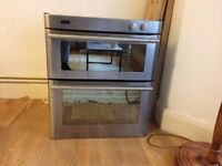 Gas Oven - Stoves double built in Oven