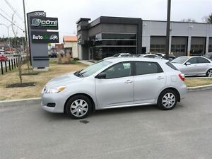 2013 Toyota Matrix Cruise/Air