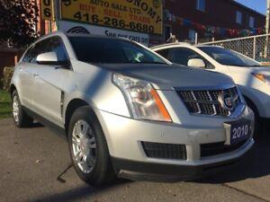 2010 Cadillac SRX AWD Push-Start Bluetooth Panorama-Roof Mint Co