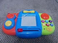 Kiddicare play telephone & fax machine with sounds - Collection only Stourbridge DY8 4 area