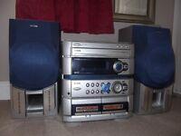 AIWA Digital Audio System model Z – L520 . Working