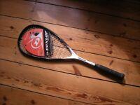 Dunlop 'Blaze Pro' Squash Racquet