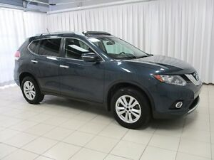 2015 Nissan Rogue SV AWD SUV 7 PASSEMGER WITH NAVIGATION