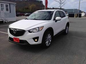 2014 Mazda CX-5 GT...AWD...LEATHER..MOONROOF..NEW TIRES!! GT...A
