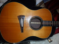 gibson acoustic guitar c 1976