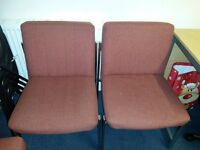 4 x Office Chairs In Good Condition