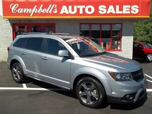 2015 Dodge Journey CROSSROAD!! 7 PASS. SUNROOF!! BACK-UP CAMERA!