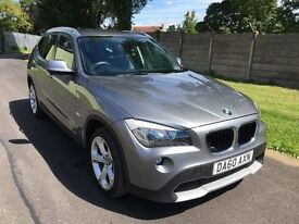 BMW X1 2.0 18d SE sDrive 5dr Absolutely Stunning, Full Leather,Parking Sensors