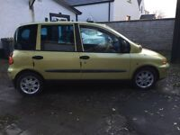 Fiat Multipla 6 seater *not sharan*not galaxy*not zafira*not c max* not s max*not espace*