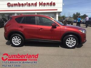 2013 Mazda CX-5 GS  Sunroof, Back Up Camera, New Tires