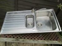 FRANKI STAINLESS STEEL SINK