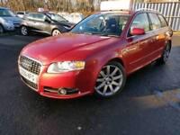 Audi A4 Avant, 2.0tfsi, S-Line, 90k, Nov 2018 MOT, Finance available, Warranty included
