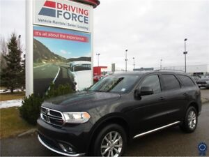 2016 Dodge Durango SXT 7 Passenger All Wheel Drive, Bluetooth