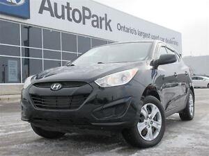 2011 Hyundai Tucson GLS  2WD  Bluetooth Audio 