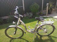 Batribike Dutch style electric bike