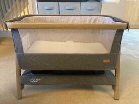 CoZee Bedside Crib Tutti Bambini