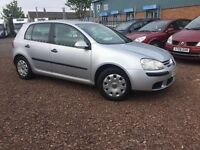 2006 VOLKSWAGEN GOLF 1.9 TDI (diesel) LOW MIL. 71K // LONG MOT / GOOD CONDITION