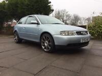Audi A3 1.9tdi 6 speed turbo diesel