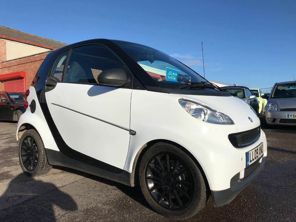 2009 Smart Car Fortwo Sel 70mpg Free Tax 12 Months Mot