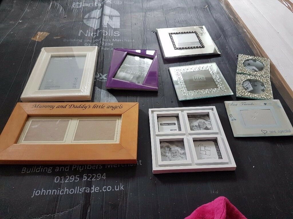 Photo frames for sale