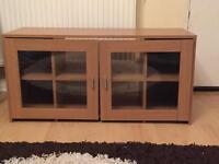 Oak effect tv stand/ media unit - £20 ono