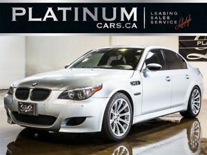 2006 BMW M5 500HP, NAVI, HEADS U