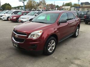 2010 Chevrolet Equinox LS London Ontario image 1