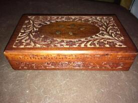 Dog Box Urns £20