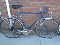 Dawes Galaxy Touring Road Bike Bicycle Reynolds 531ST Frame