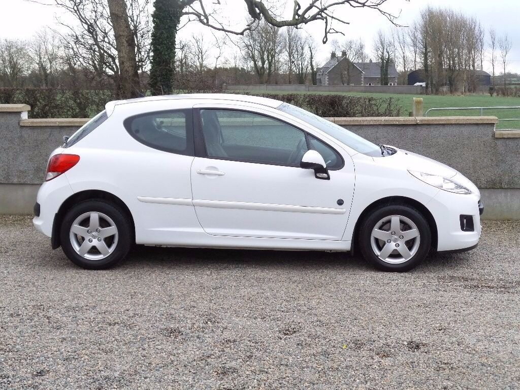 2010 Peugeot 207 Petrol 1.4 Manual 3Doors With Long MOT PX Welcome