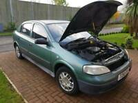 Vauxhall Astra 1.6 ( bargain ) swap/offers accepted
