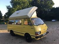 Very Rare 1982 Toyota Hiace Camper Van with Full Service History