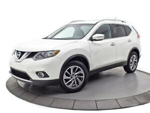 2015 Nissan Rogue SL AWD TOIT PANORAMIQUE