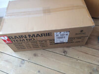 Brand new Bain Marie - GN Container - 1/1 - Draining Device