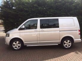 VW TRANSPORTER KOMBI 2013 - 180BHP - LOW MILES - EXCELLENT CONDITION