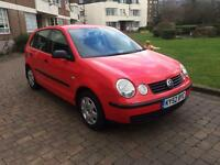 Volkswagen polo 1.4 16v Petrol Manual 2003