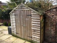 Shed in Stockport - free to first person who can collect