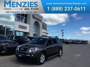 2012 GMC Acadia SLE, Hands-Free, Alloys, Sirius, Clean Carproof
