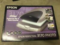 Epson 3170 Scanner