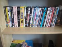 27 Various DVD's