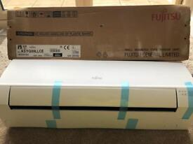 *New* Fujitsu Wall mounted air conditioning unit