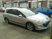2008 peugeot 308hdi sw (automatic)