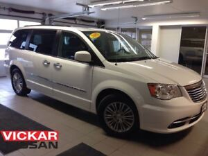 2015 Chrysler Town & Country TOURING L/DUAL BLUE RAYS/LEATHER/MO