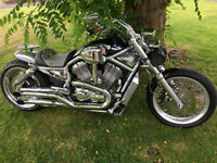 Harley Davidson V-Rod, 2006
