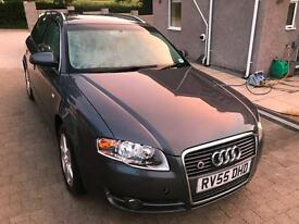 Audi A4 Estate 55 Reg