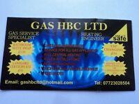 GAS HBC LTD